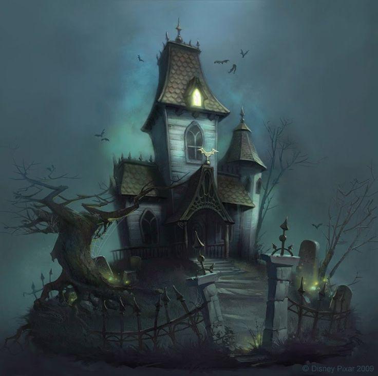 the neighborhood haunted house - Halloween Haunted Places