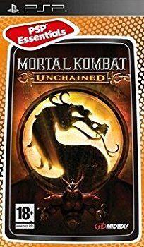 Mortal Kombat Unchained Essentials PSP Sony   Hampton