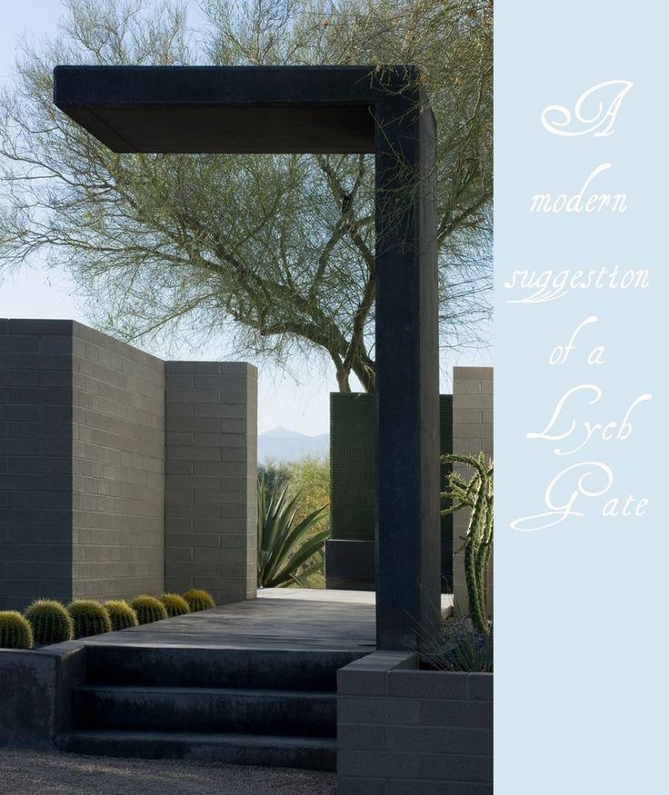 modern lych gate ibarra rosano design architects