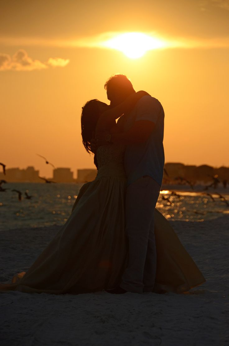 Beach weddings fort walton beach wedding packages sunset beach - Miramar Beach Florida Destination Beach Wedding Photo By Sunset Beach Weddings