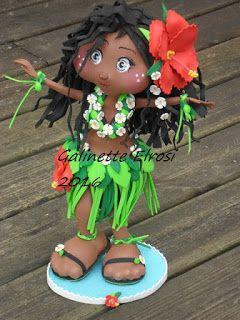Maeva, Ia ora ana!! Un petit air de soleil avec cette nouvelle création exotique!! Inspiration tahitienne, créée tout en écoutant des ...