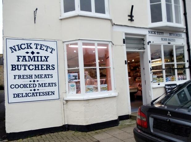 Nick Tett's Family Butchers - Beaminster