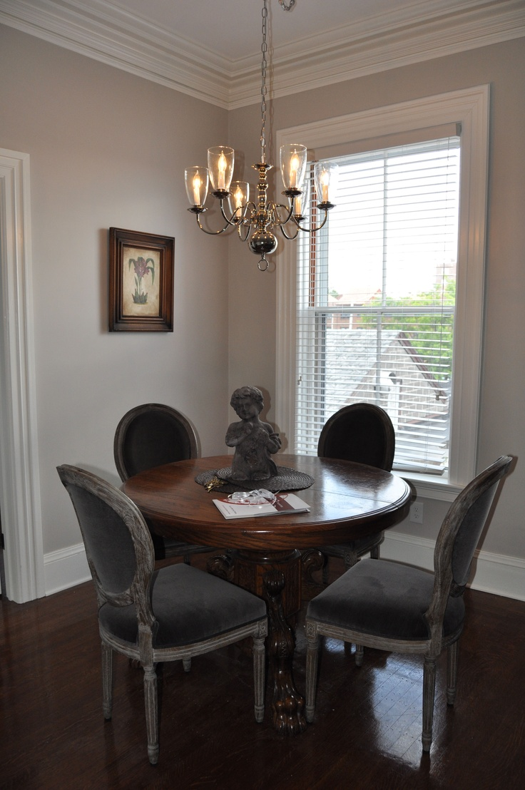 New dining table. | Residences on Angell | Pinterest
