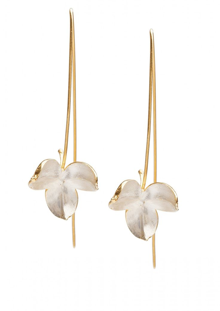 LILIUM EARRINGS | Joana Ribeiro Joalharia