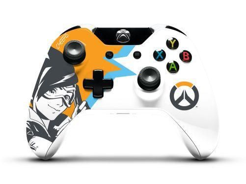 Win a Custom Overwatch Xbox One Console and Controller From Microsoft