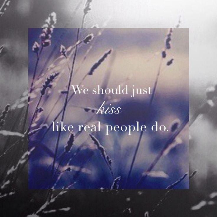 Hozier- Like Real People Do.