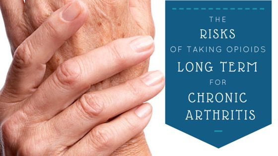 The risks of taking opiods long term for chronic arthritis patients!! Read more here!   Oahu Spine and Rehab, Kailua, HI  808-488-5555