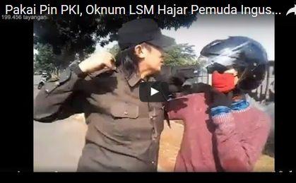 Pakai Atribut PKI, Pemotor Alay Ditempeleng Massa | Motor Ganteng