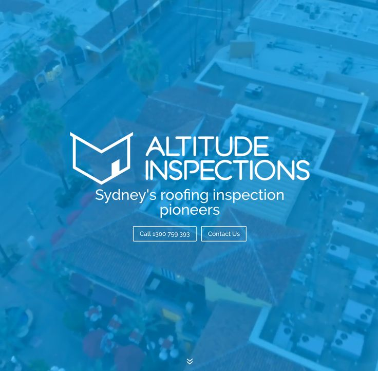 Altitude Inspections are located on Sydney's Northern Beaches and specialise in roof inspections and roof reports with the use of modern technology like drones.