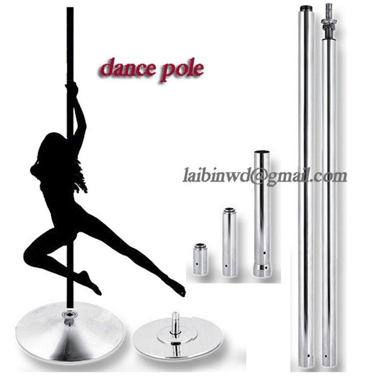 360 Professional Spinning Dance Pole for Beginner training