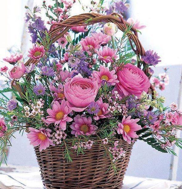 PARA TODAS LAS SECRETARIA DEL CENTRO DE SERVICIO MULTIPLES DE LA PLATA Beautiful flower arrangement