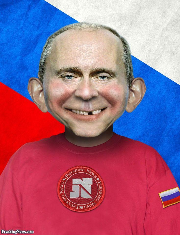 Vladimir putin like alfred e neuman
