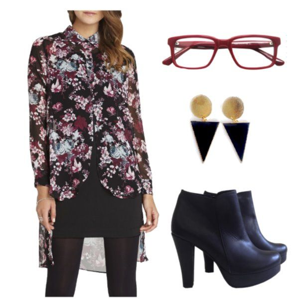 Outfit OFFICE CHIC