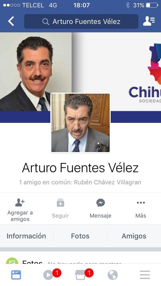 Denuncia Secretaría de Hacienda perfil falso en Facebook; será investigado por Policía Cibernética | El Puntero