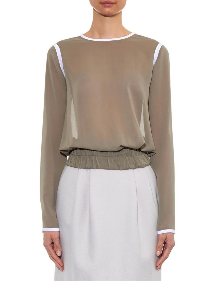 Gettone blouse | Max Mara | MATCHESFASHION.COM