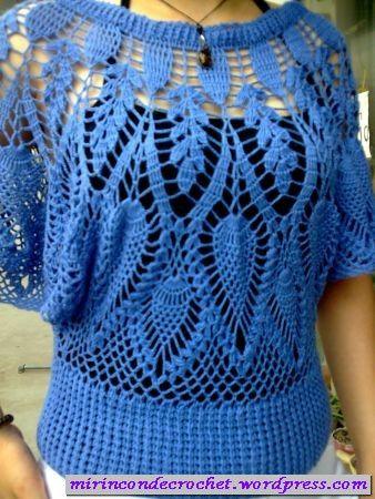 Otra hermosura indiscutible!!!!! « Mi Rincon de Crochet