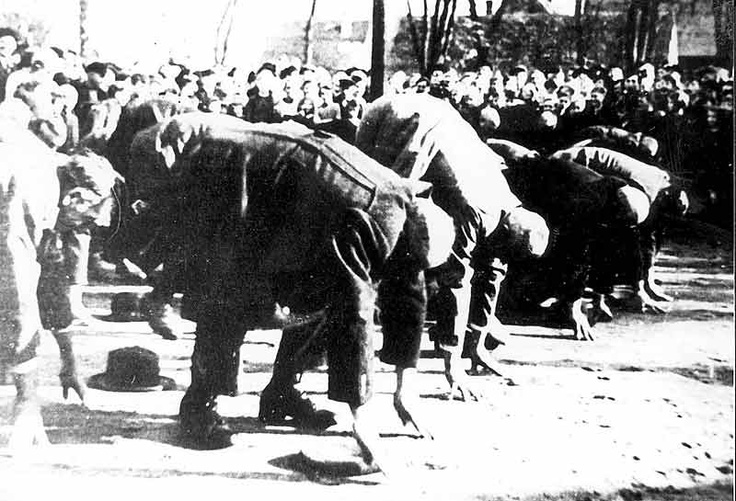 the two phases in which the events of the holocaust occurred January 30, 1933: president hindenburg appoints adolf hitler chancellor of  germany march 20, 1933: ss opens the dachau concentration camp outside of .