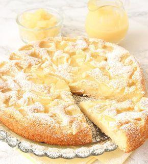 Segmjuk ananaskaka – Lindas Bakskola