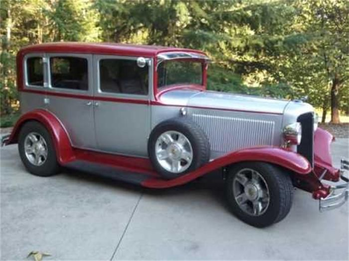 1931 Chrysler Model 70