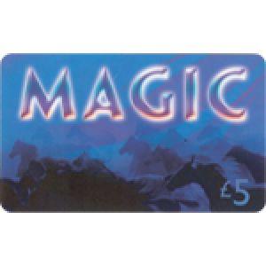 Magic £5 International Calling Card
