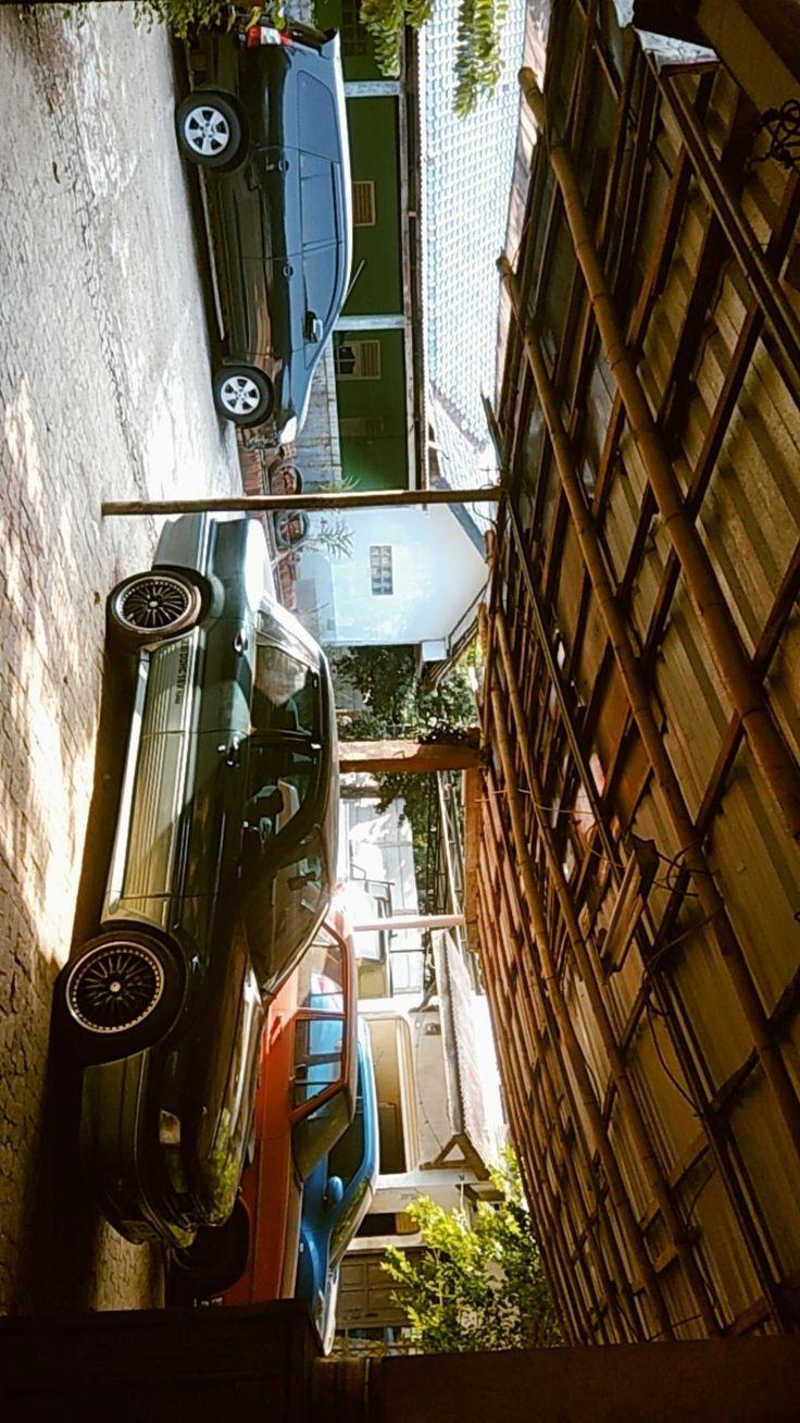 Garasi Rumah Nenek