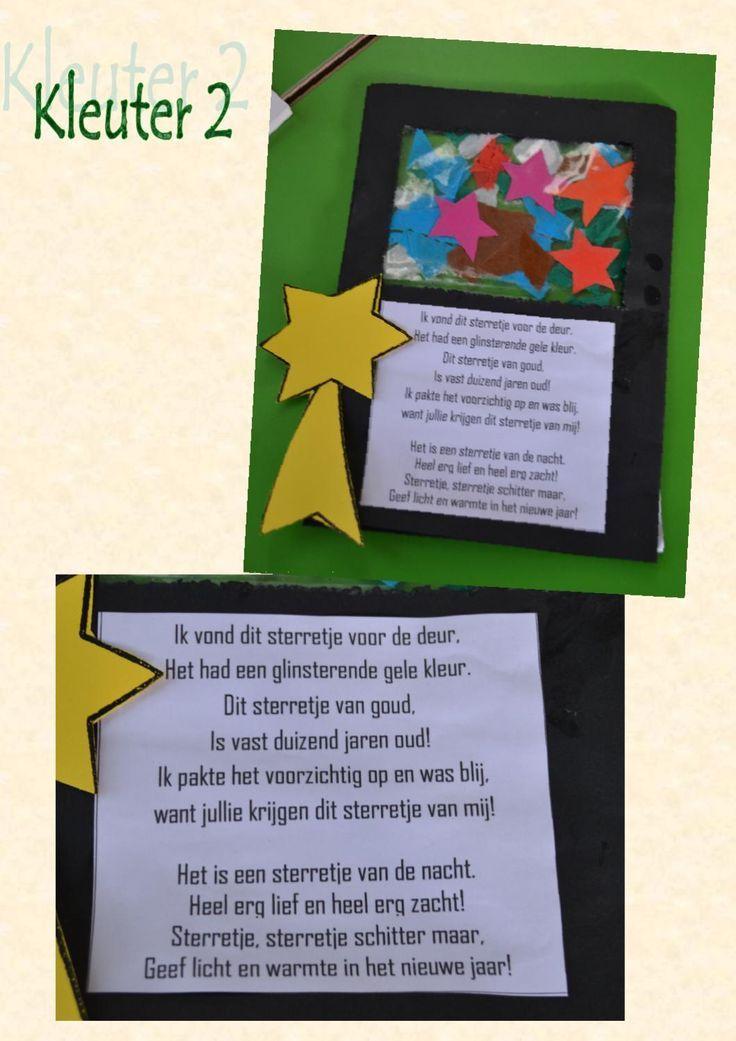 ISSUU - Nieuwjaarsbrieven kleuter by Jan Vanwynsberghe: