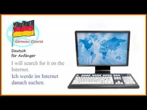 German Course 31 Telefonbuch   Deutsch für Anfänger