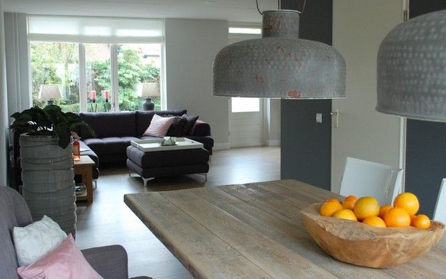 Interieurontwerp en styling woonhuis Kerschoten