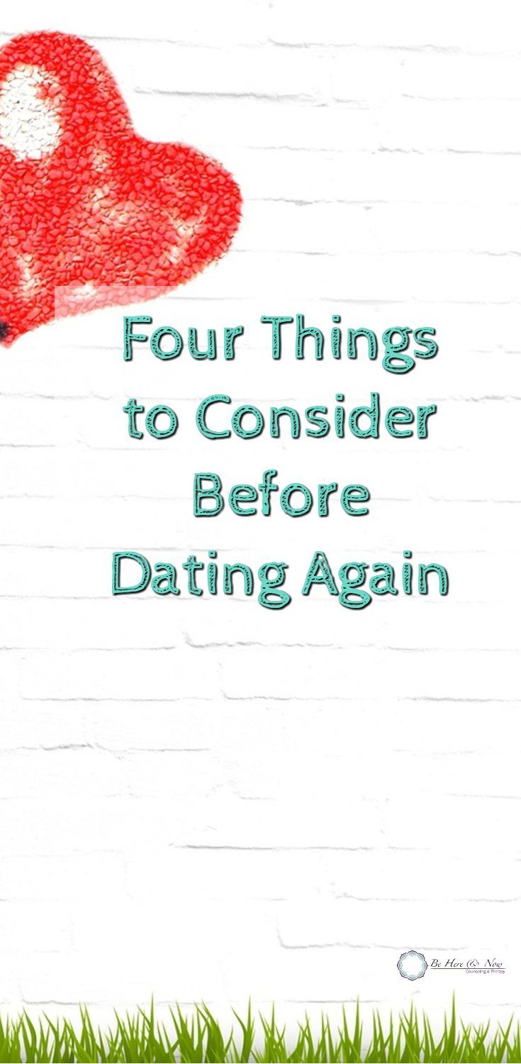 Over 40 and dating again after a breakup