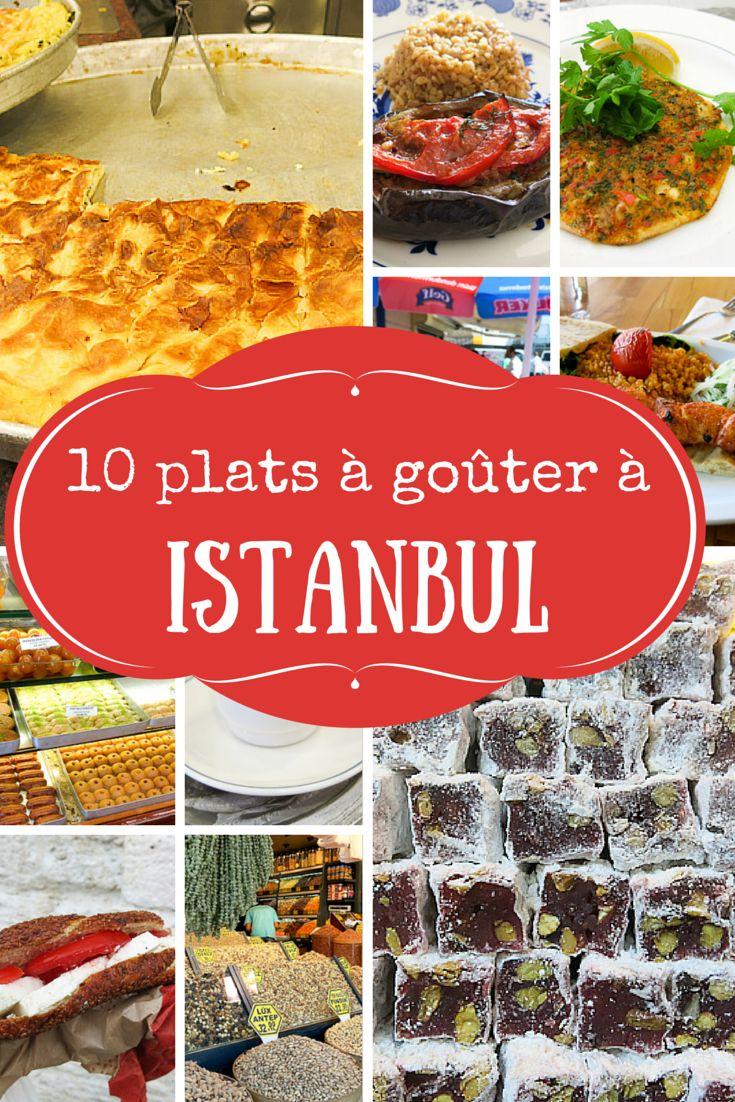 Istanbul la magnifique! Quelle destination gourmande où manger est si facile! Voici mes suggestions sur quoi manger à Istanbul, Turquie!