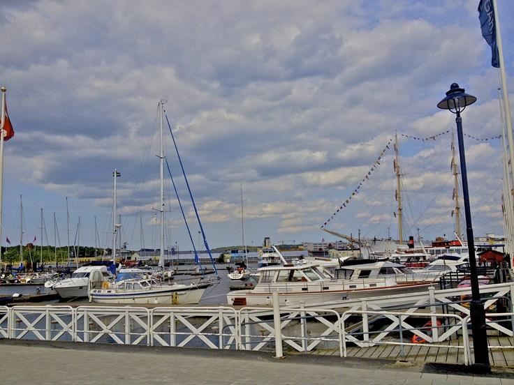Ports in Goteborg
