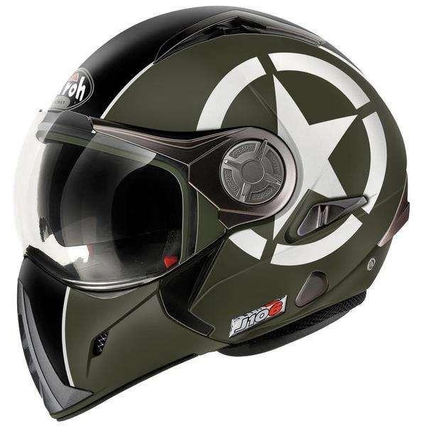 Casque Moto Airoh Sv55 S Promo Voiture Moto Et Auto