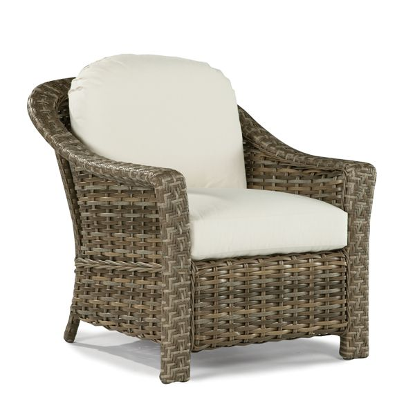 St. Simons Outdoor Wicker Chair
