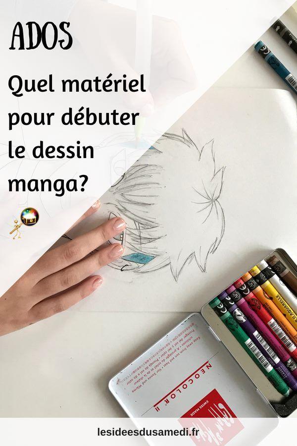 Idée Cadeau Manga Quel matériel offrir à un ado qui débute le dessin manga?   Dessin
