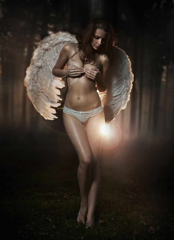 Angel fallen show and tell 8
