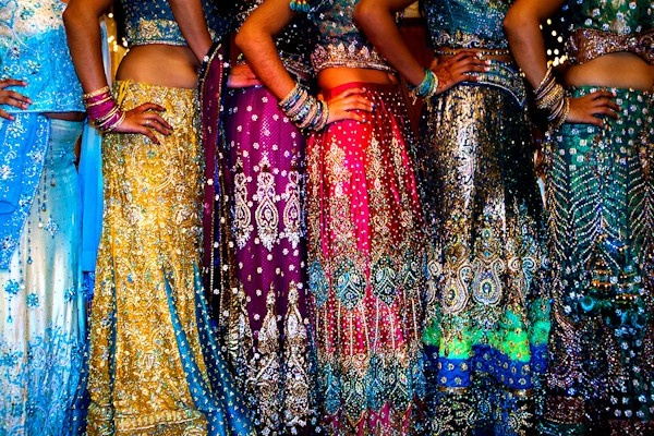 Indian wedding finery http://bit.ly/H7AyQT