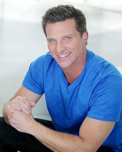 'Y&R's' Steve Burton Announces He's a Dad Again - Soap Opera Network