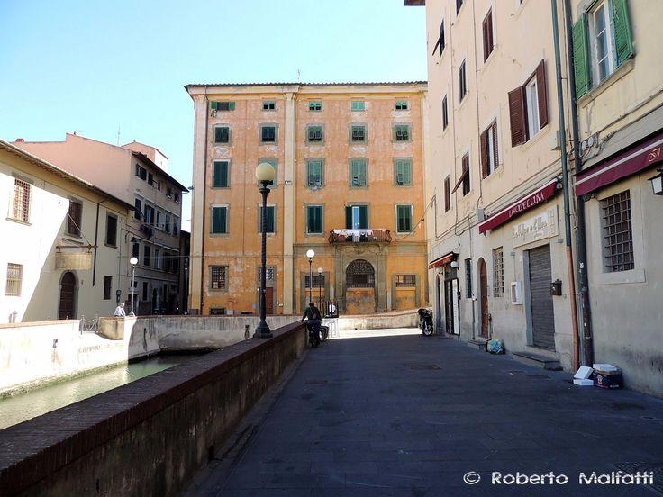 """Quartiere """"La Venezia"""". Livorno (Tuscany), Italy. May 16, 2017 #tuscany"""