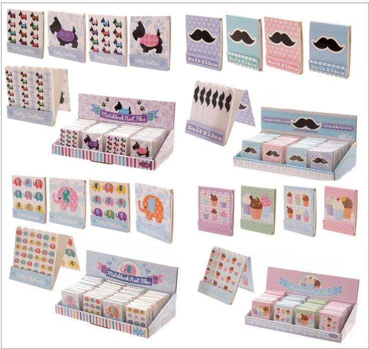#detallesdeboda Estas limas de uñas son unos regalos de boda económicos y originales. http://www.carmenmerino.net/