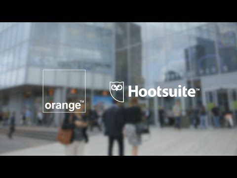 Case study: How Orange delivers with Hootsuite. #WinWithSocial @orangebusiness