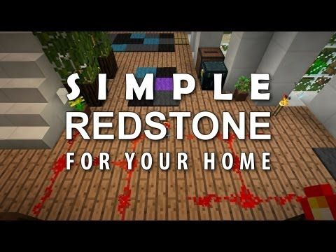 http://minecraftstream.com/minecraft-tutorials/minecraft-redstone-for-your-home-1-double-doors-fridge-hidden-storage-auto-cooker/ - Minecraft: Redstone For Your Home #1 - Double Doors, Fridge, Hidden Storage, Auto Cooker Fun and creative Minecraft redstone ideas for your home! In this episode we look at improved double doors, a redstone triggered fridge, hidden storage with hoppers and an automatic item cooker. More in this series: ● Double doors, fridge, hidden storage,
