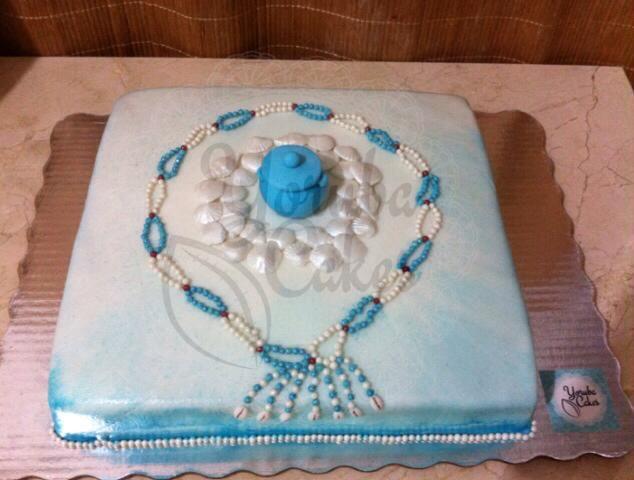 Cake yemaya Asesu