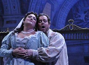 Kara Shay Thomson, soprano & Jon Burton, tenor