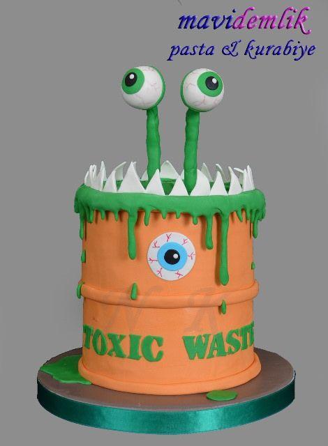 mavi demlik mutfağı- izmir butik pasta kurabiye cupcake tasarım- şeker…