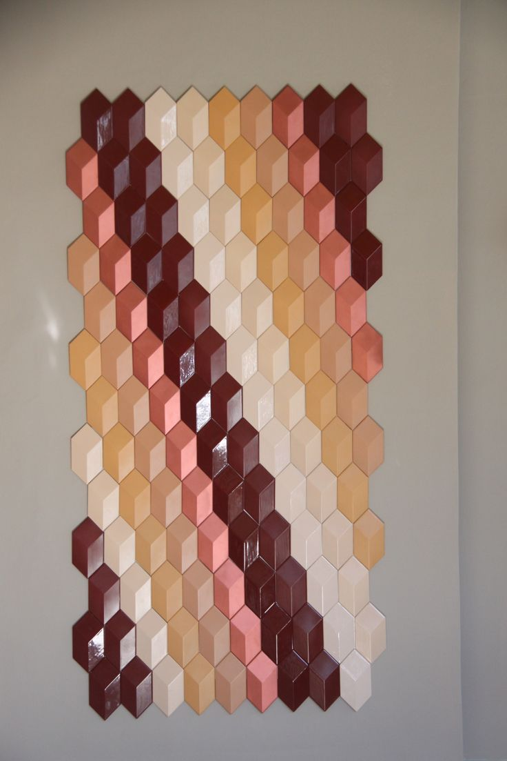 showroom File Under Pop Copenhagen Magnetic Tiles - Surfaces - Removable Shades of pink & dark red Tiles / Wallaper / Paint www.fileunderpop.com photo I/OBJECT - CLOUDS www.iobjectstore.com