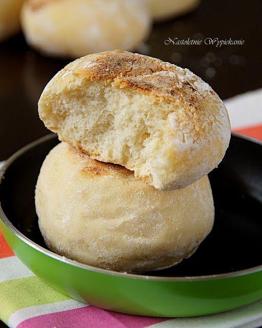Nastoletnie Wypiekanie: English muffins- bułki z patelni