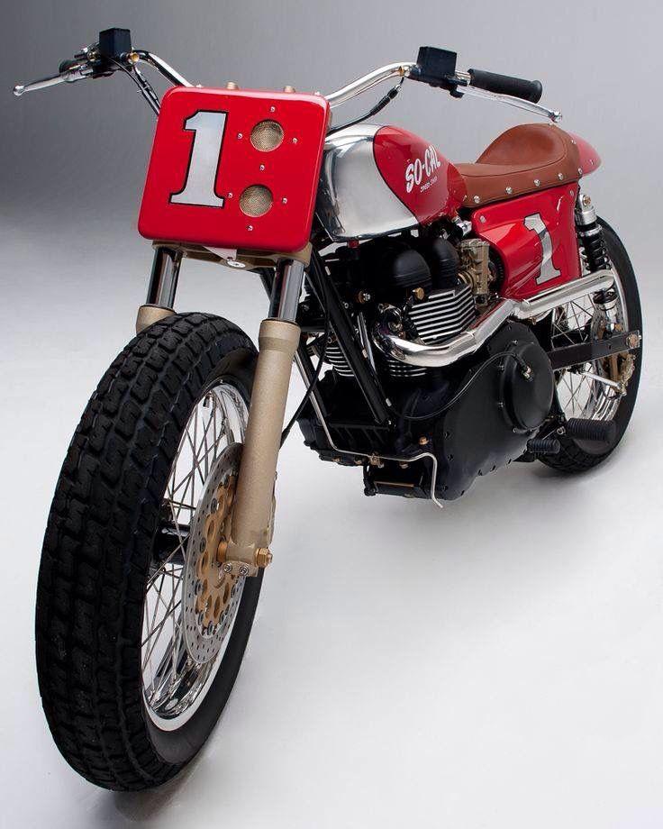 les 388 meilleures images du tableau flat track sur pinterest motos piste et flat. Black Bedroom Furniture Sets. Home Design Ideas