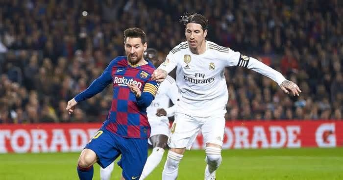 Confirmed Lineups Real Madrid Vs Barcelona 2020 El Clasico Get The Latest News For Realmadrid Inside Pinter In 2020 Real Madrid Goal Real Madrid Barcelona Football