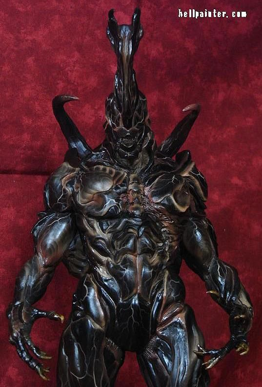 Garage kit SHOP creature horror SF Predator Alien movie zombie sale