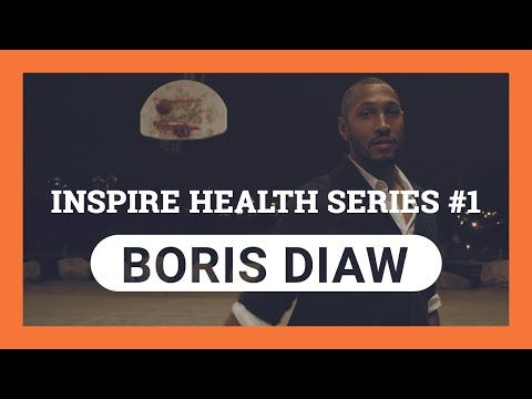 [FR] Inspire Health Series #1 - The Man on the Move starring Boris Diaw - YouTube